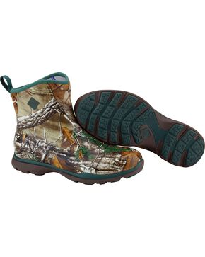 Muck Realtree Extra Excursion Pro Mid Boots , Camouflage, hi-res
