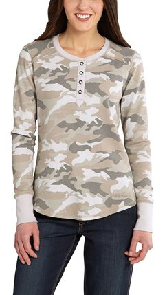 Carhartt Hayward Henley Shirt, , hi-res