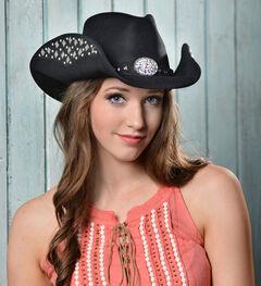 Bullhide Let's Get Loud Wool Cowgirl Hat, , hi-res