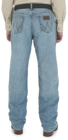 Wrangler 20X Cool Vantage Competition Fit Jeans - Ocean Blue, , hi-res
