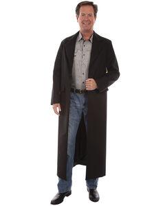 WahMaker by Scully Long Ruffle Frock Coat, , hi-res