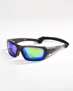 Wiley X Enzo Climate Control Polarized Sunglasses , Black, hi-res
