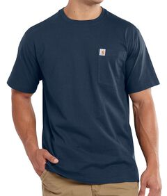 Carhartt Maddock Pocket Short Sleeve Shirt - Big & Tall, , hi-res