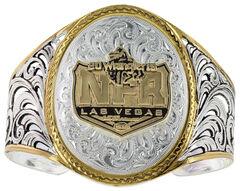 Montana Silversmiths 2015 WNFR Cameo Bracelet, , hi-res