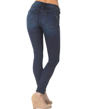 Silver Women's Suki High Super Skinny Jeans, Denim, hi-res