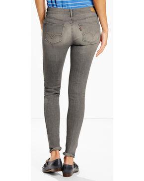 Levi's Women's 535 Tossed Smoke Super Skinny Jeans, Indigo, hi-res