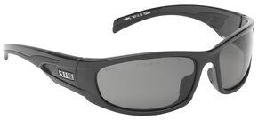5.11 Tactical Shear Polarized Eyewear, Black, hi-res