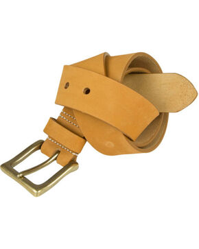 Timberland Men's 38MM Wheat Cut To Fit Boxed Belt, Wheat, hi-res