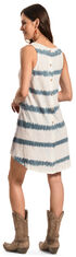 Black Swan Coralie Dress, Chambray, hi-res