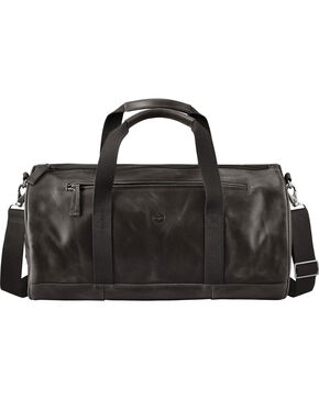 Timberland Tuckerman Leather Duffel Bag , Black, hi-res
