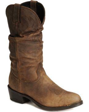 Durango Slouch Cowboy Boots, , hi-res