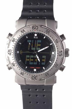 5.11 Tactical H.R.T. Titanium Watch, Multi, hi-res