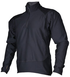 Tru-Spec Men's Black 24-7 Cross-Fit Grid Fleece Pullover , , hi-res