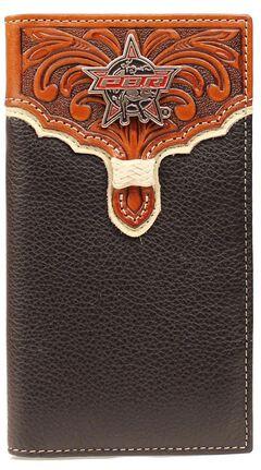 PBR Star Concho Rodeo Wallet, , hi-res