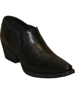 Rawhide by Abilene Women's Shoe Boots - Snip Toe, Black, hi-res