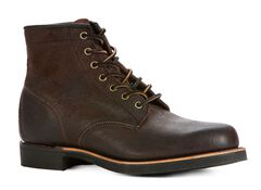 Frye Men's Arkansas Mid Lace Boots - Round Toe, , hi-res