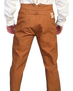 Wahmaker by Scully Canvas Saddle Seat Pants, , hi-res