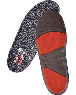 Boot Doctor Ladies Comfort Insole, Multi, hi-res
