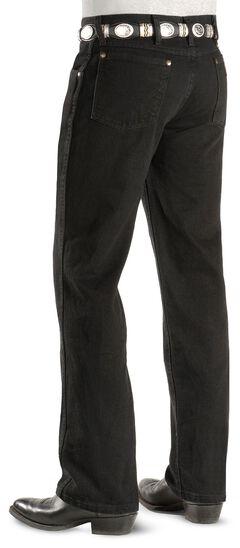 Wrangler Jeans - Cowboy Cut 36 MWZ Slim Fit Black, , hi-res