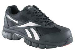 Reebok Men's Ketia Athletic Oxford Work Shoes - Composition Toe, , hi-res
