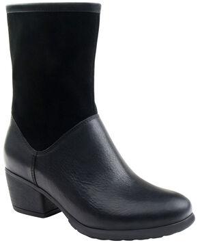 Eastland Women's Black Kiera Boots, Black, hi-res