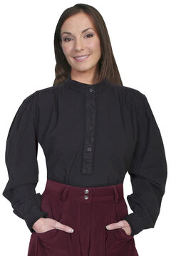 Rangewear by Scully Frontier Long Sleeve Top, , hi-res