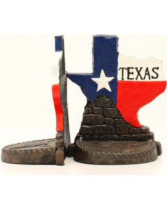 Western Moments Iron Texas Bookends, , hi-res