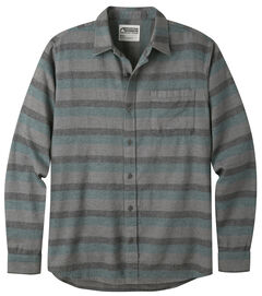 Mountain Khakis Men's Deep Jade Fall Line Flannel Shirt , , hi-res