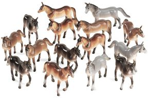 Small Toy Horses, Multi, hi-res