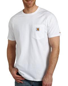 Carhartt Men's Force Cotton Short Sleeve Shirt, , hi-res