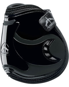 Veredus Pro Jump Short Vento Velcro Boots, Black, hi-res
