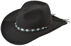 Outback Trading Co. Silverton UPF50 Sun Protection Crushable Hat, , hi-res