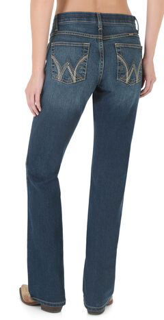 Wrangler Women's Ultimate Riding Jean Q-Baby Cool Vantage Bootcut Jeans, , hi-res