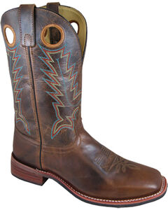Smoky Mountain Men's Blake Western Boots - Square Toe , , hi-res