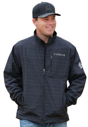 Cinch Men's Black Bonded Concealed Carry Jacket, Black, hi-res