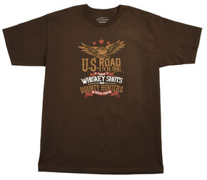 Cody James Men's Road House T-Shirt, Black, hi-res