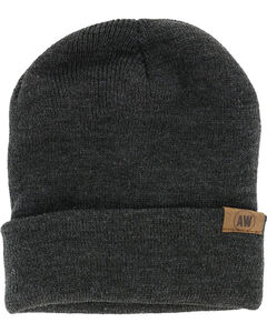 American Worker Knit Beanie, Charcoal, hi-res