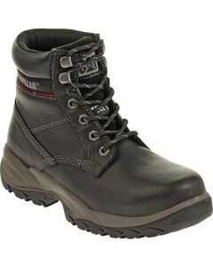 """Caterpillar Women's Dryverse 6"""" Waterproof Work Boots - Steel Toe, , hi-res"""