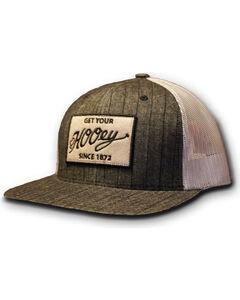 Hooey Boys' Grey Miles 6 Panel Baseball Cap , , hi-res