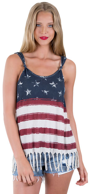 Others Follow Women's Be United Tank Top , Sand, hi-res