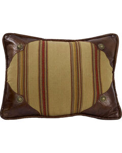 HiEnd Accents Ruidoso Striped Oblong Throw Pillow, , hi-res