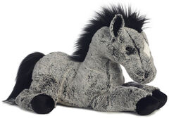 Aurora World Lucky the Horse Western Plush Toy , , hi-res
