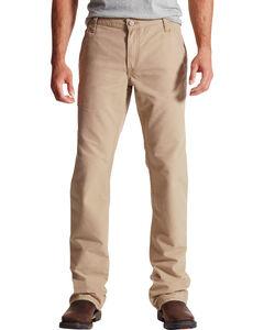Ariat Men's Flame-Resistant M4 Workhorse Bootcut Work Jeans, , hi-res