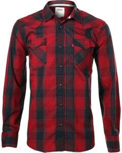 Levi's Men's Long Sleeve Plaid Shirt , , hi-res