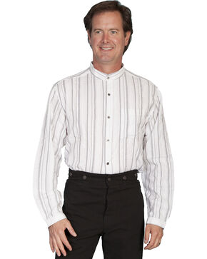 Rangewear by Scully Lawman Shirt, White, hi-res