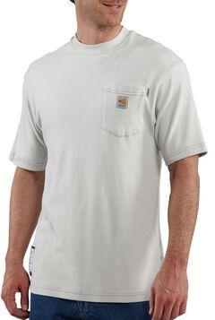 Carhartt Flame Resistant Short Sleeve T-Shirt - Big, , hi-res
