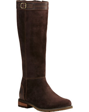 Ariat Women's Chocolate Chip Creswell H2O English Boots , Brown, hi-res