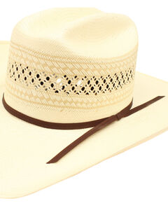 Ariat Double S 20X Straw Hat, , hi-res