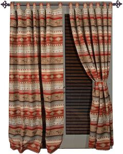 Carstens Flying Horse Drapes, , hi-res