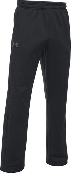 Under Armour Men's Black Storm Armour® Fleece Pants, , hi-res